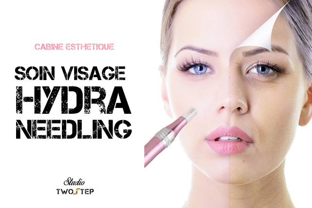 soins visage micro needling hydraneedling
